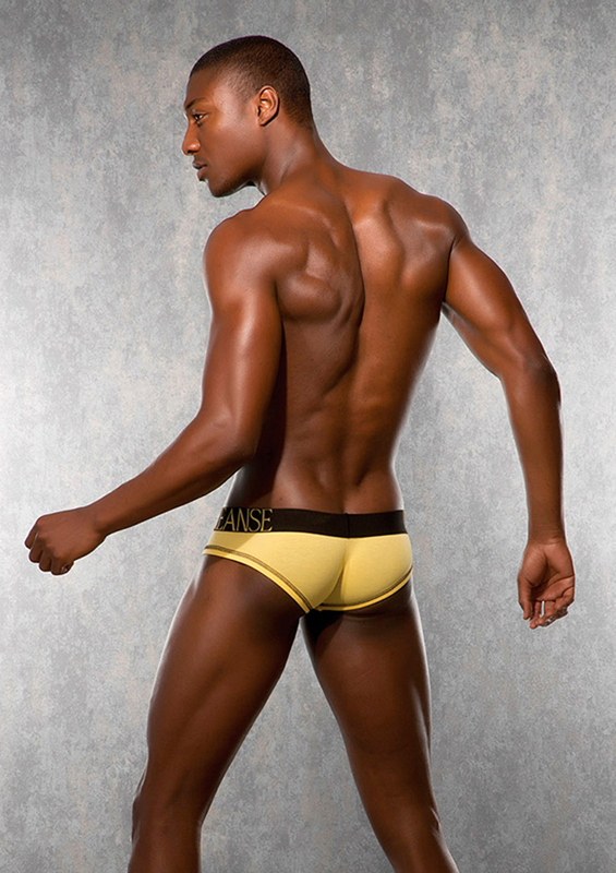 Mens Briefs - Yellow image