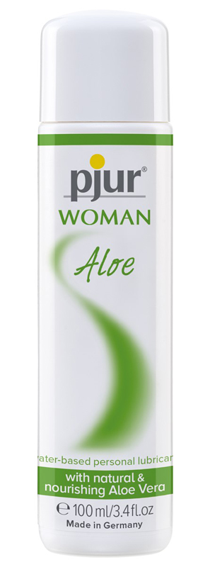 Pjur Woman Aloe Lubricant - 100 ml