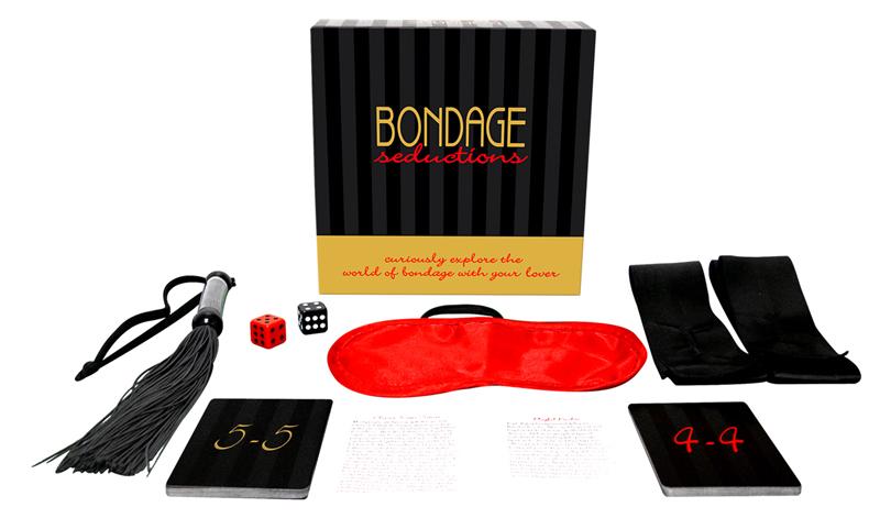 Bondage Seductions Game (en Inglés)