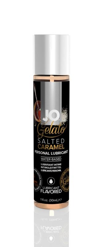 JO Gelato Lubricante de caramelo salado 30 ml
