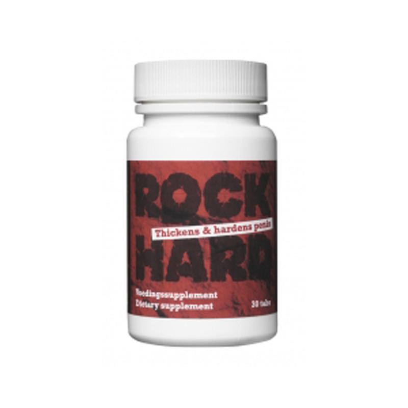 Píldoras potenciales - Rock Hard