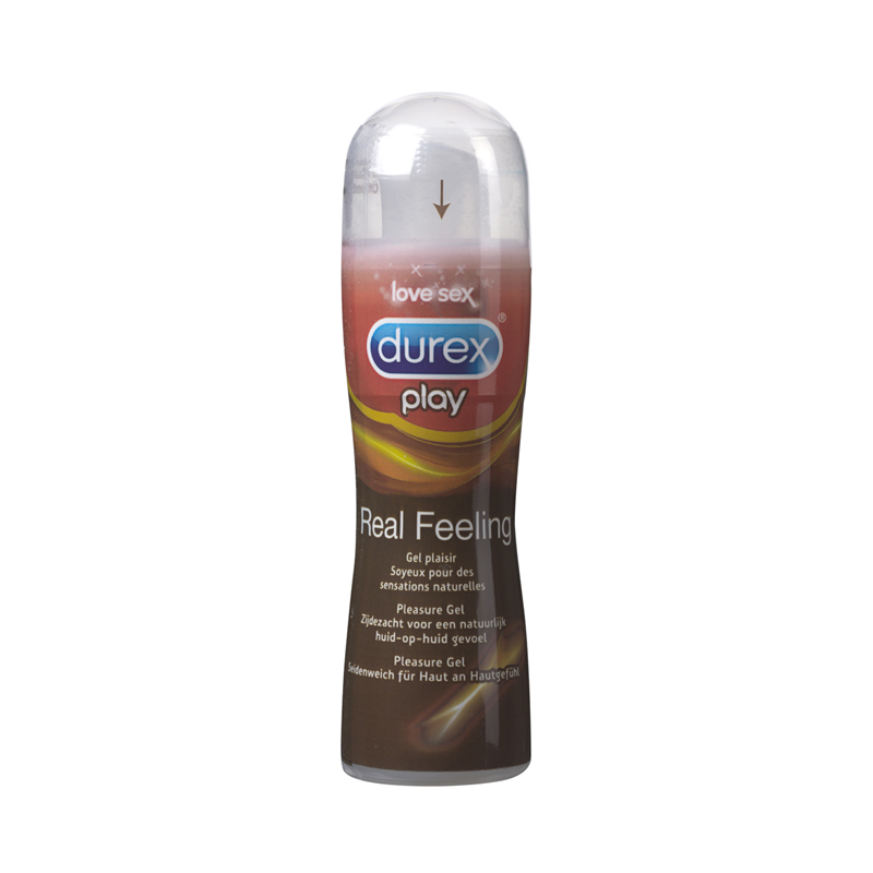 Durex Play Real Feeling – 50 ml