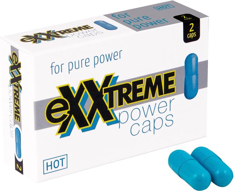 Potencia Exxtrema caliente gorro para hombres - 1x2 piezas