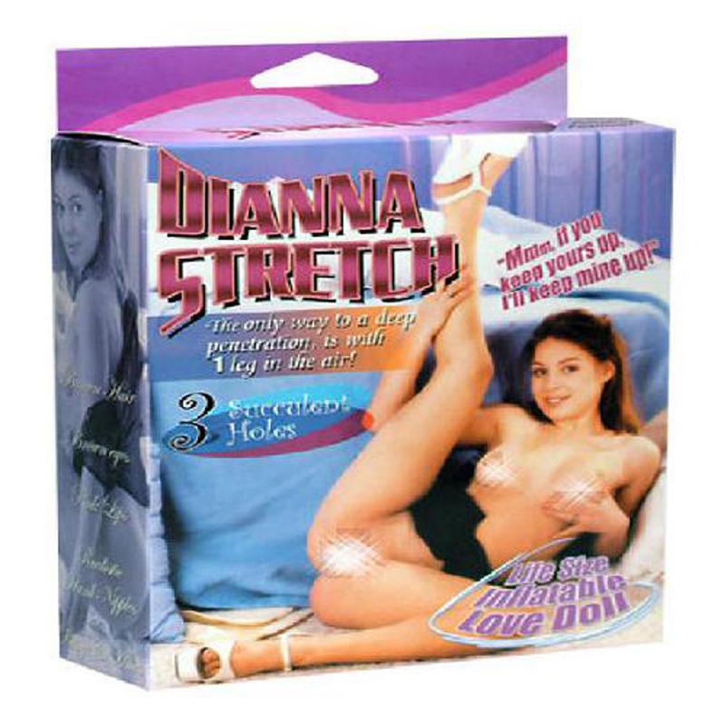 You2Toys - Dianna Stretch Love Doll