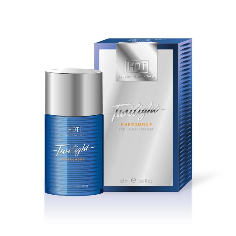 Perfume de feromonas Twilight de HOT - 50 ml