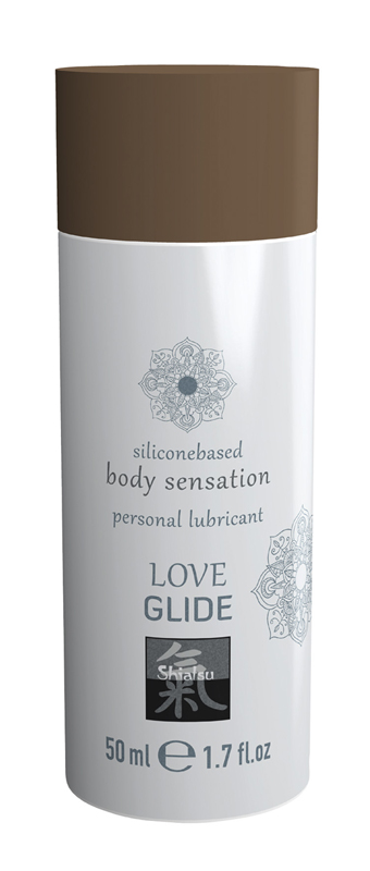 Love Glide Siliconen Glijmiddel – 50 ml