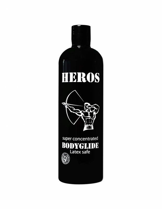 Heros Silicone Lube - 250 ml