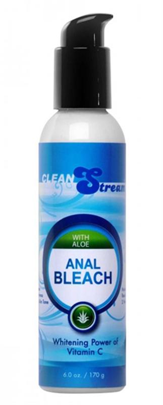 Blanqueador anal con vitamina C y aloe vera