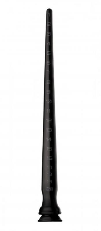 Tapón anal de silicona grande - 60 cm