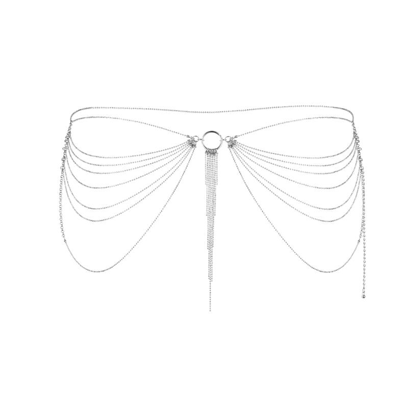 Cadena de cintura Magnifique - Plata