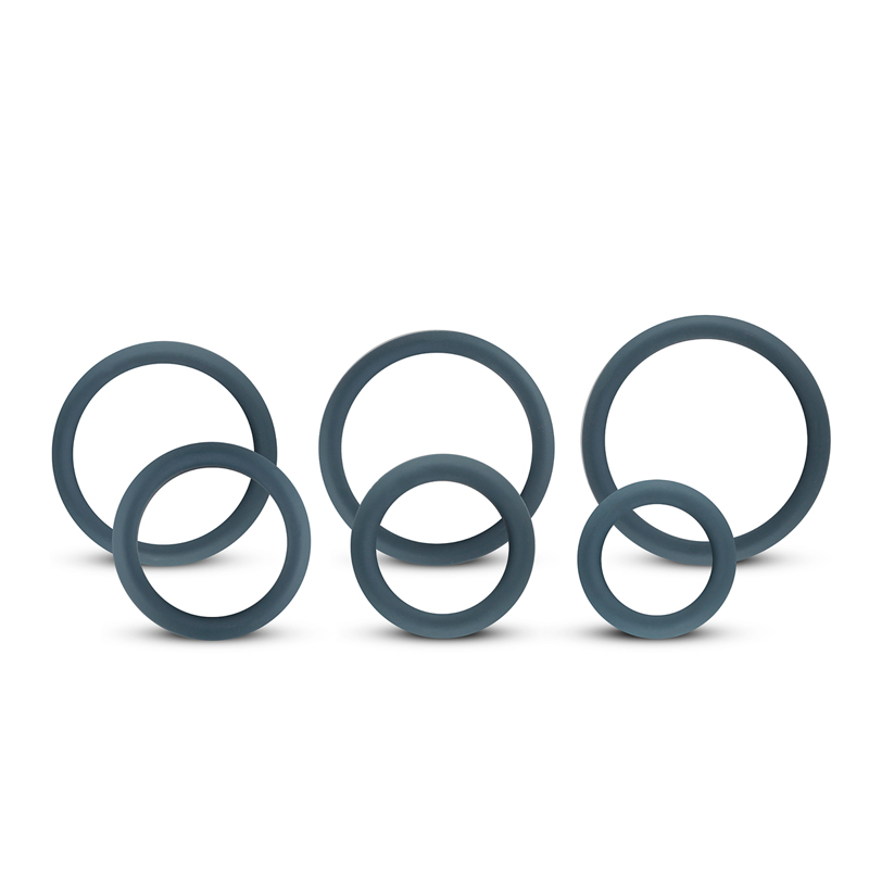 6-Delige Cockring Set