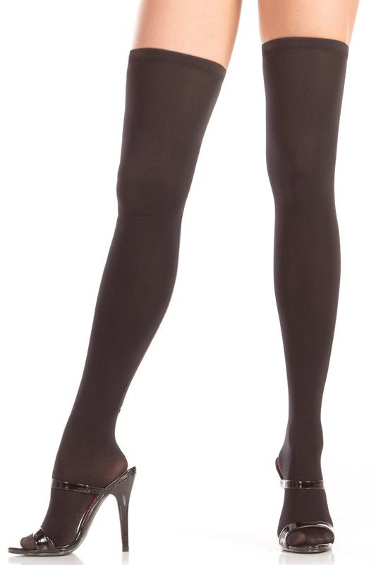 Basic Kousen - Zwart
