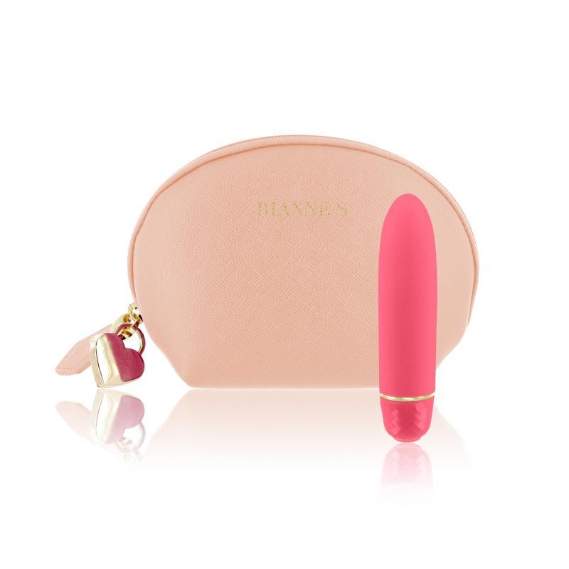 RS - Essentials - Mini vibrador Classique Vibe Mini - Rosa coral