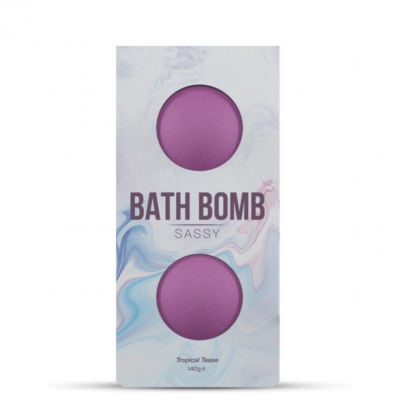 Dona - Juego de 2 bombas de baño Sassy Tropical Tease