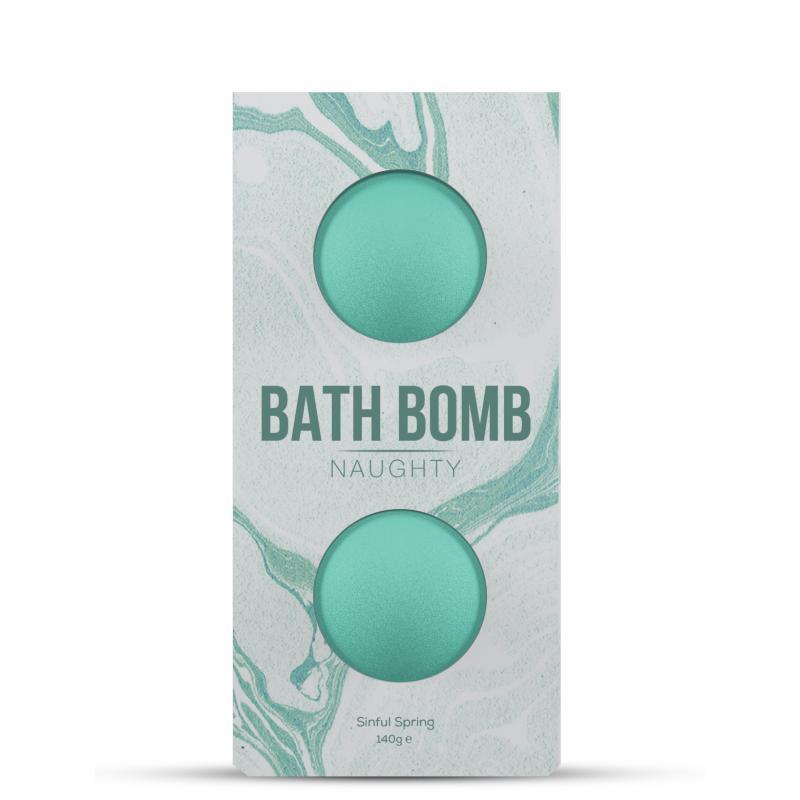 Dona - Juego de 2 bombas de baño Naughty Sinful Spring