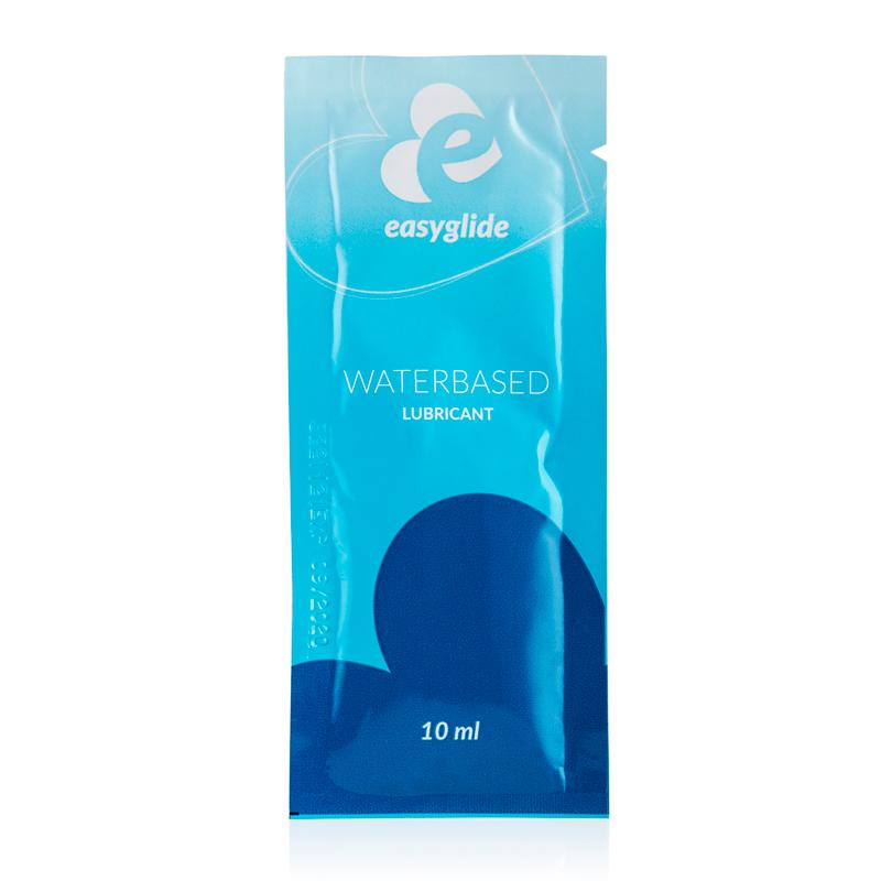 EasyGlide 10 ml Zakje – Waterbasis