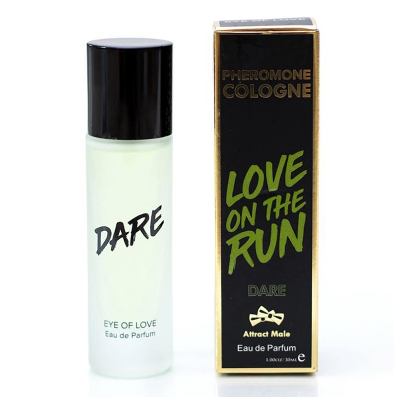 Perfume de feromonas atrevidas - Hombre/Hombre