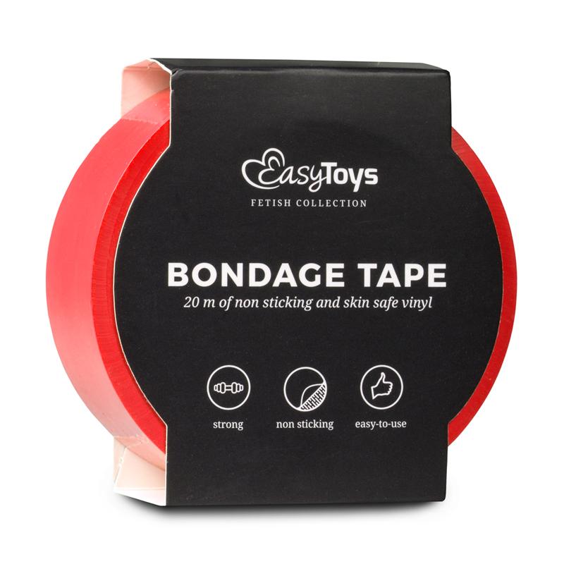 Red Bondage Tape image