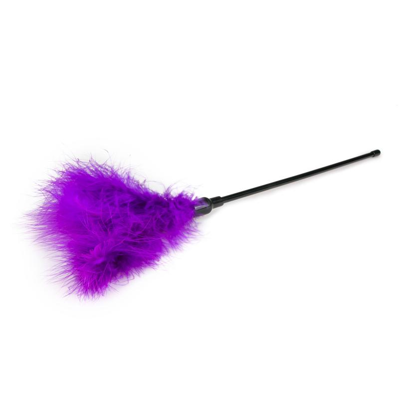 Purple Tickler - Long image