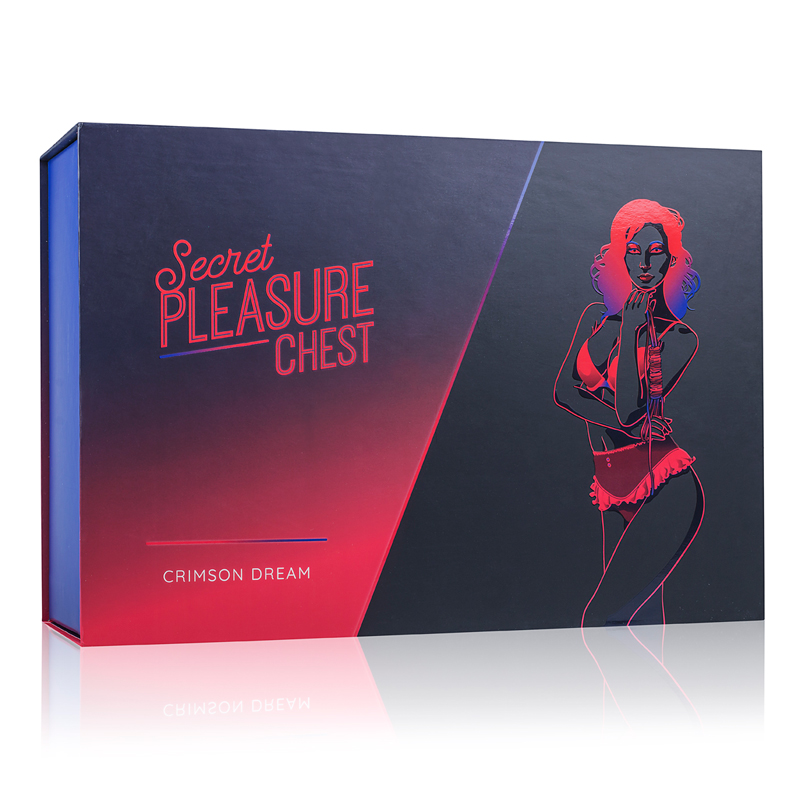 Secret pleasure Chest - Crimson Dream