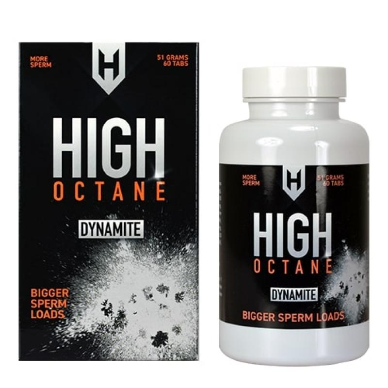 Potenciador de esperma High Octane Dynamite