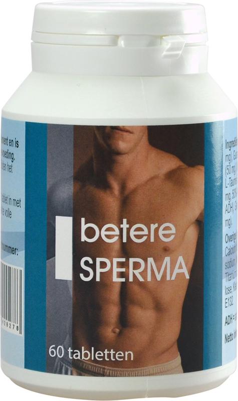 Better Sperm (Mejor esperma)