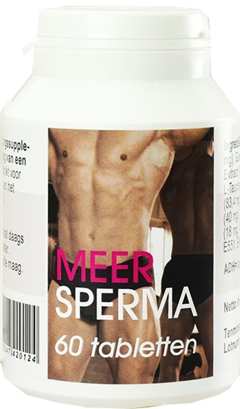 More Sperm (Más Esperma)