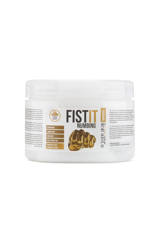 Fist-it - Numbing - 500 ml