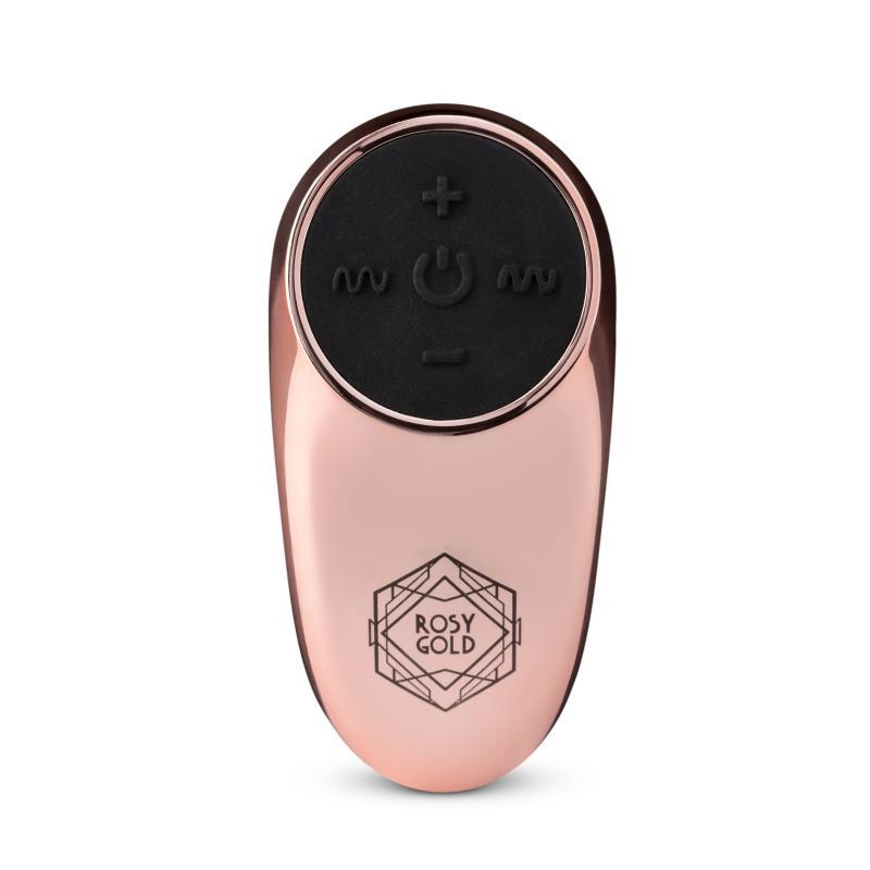 Rosy Gold - New Vibrating Egg image