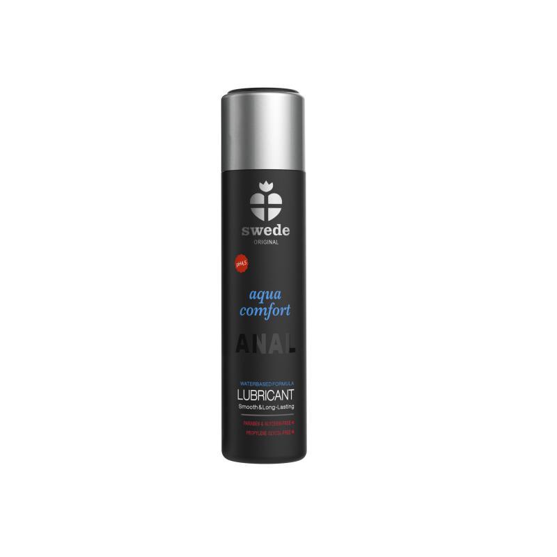 Lubricante anal a base de agua Agua Cómoda- 60 ml