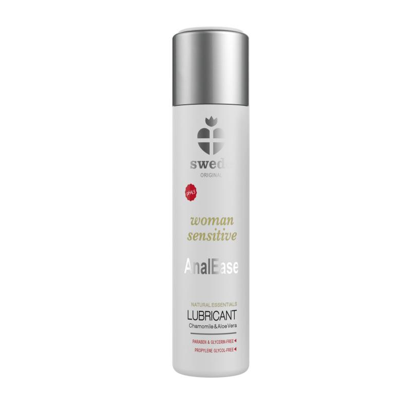 Lubricante Anal Mujer Sensible - 120 ml