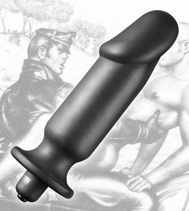 Tom Of Finland Vibrerende Buttplug