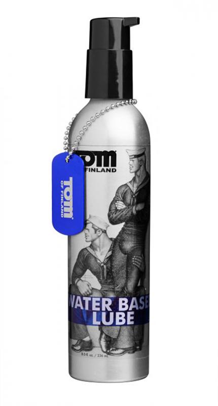 Tom Of Finland Glijmiddel Op Waterbasis – 236 ml