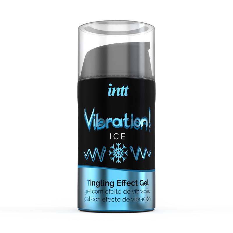¡Vibración! Ice Tingling Gel