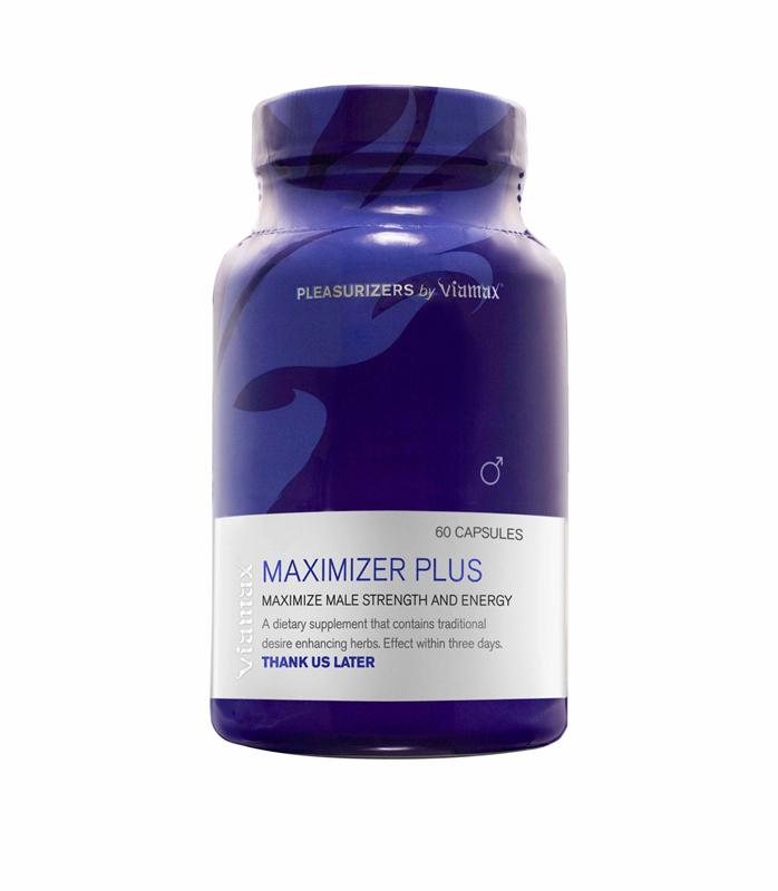 Viamax Maximizer Plus - 60 cápsulas