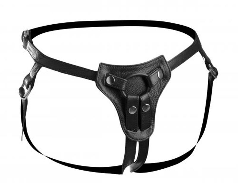 Strict Leather - Arnes de esclavitud de cuero Premium All Access