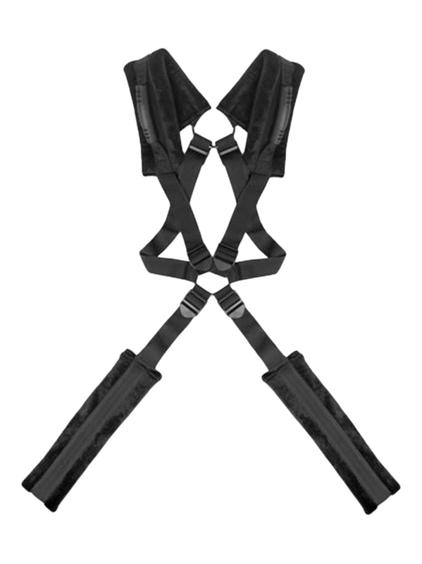 Ponte de pie y entrega Sex Position Body Sling