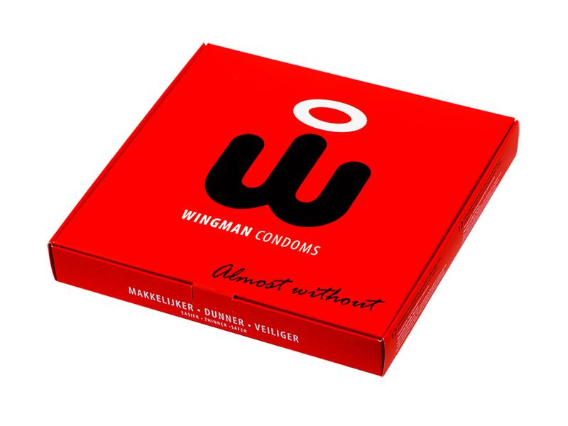 Condones Wingman 12 Piezas