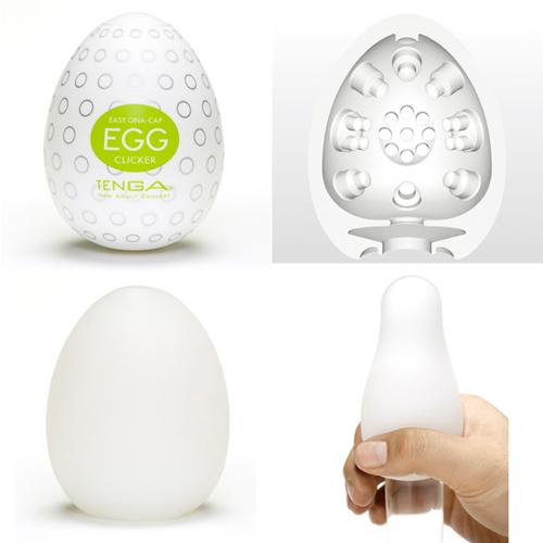 Tenga Egg – Clicker
