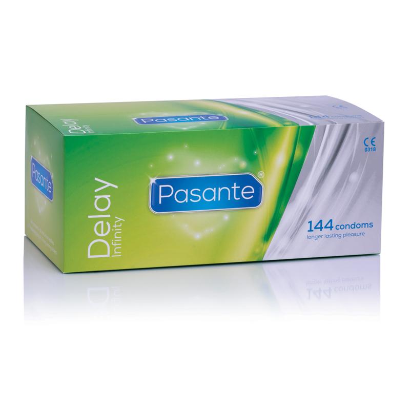 Preservativos Pasante Delay 144 pcs
