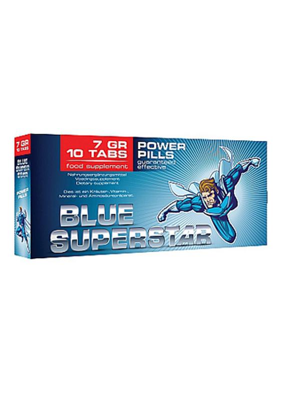 Píldoras de erección Blue Superstar