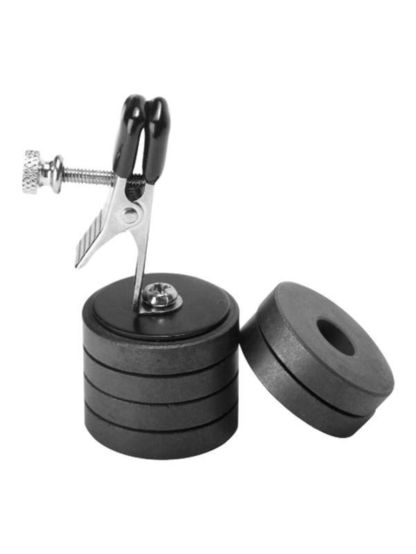 Onus Clip de pezón con pesas magnéticas