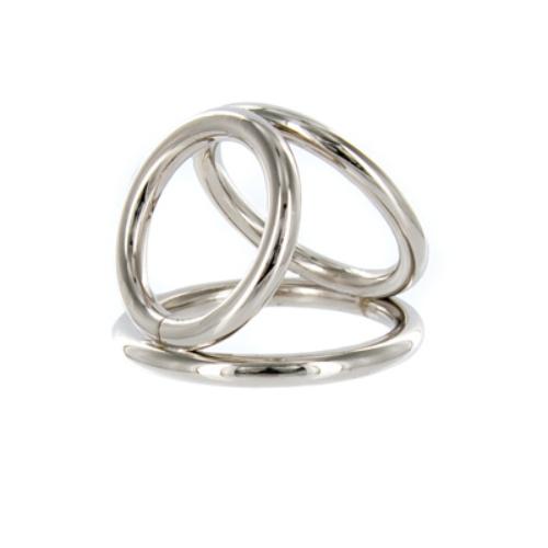El anillo de gallo y bola de la cámara Triad