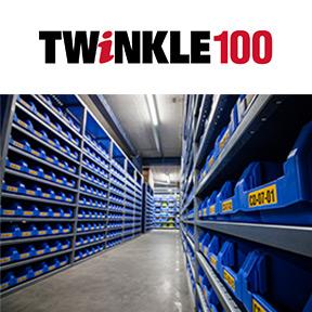 Moederbedrijf EasyToys wederom in de 'Twinkle100'