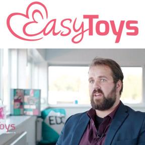 EasyToys sprint concurrenten voorbij met FD Gazellen 2018 Awards