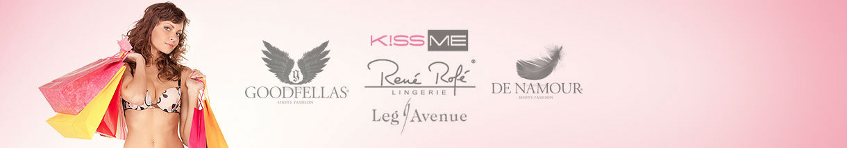 Lingerie & Fashion merken