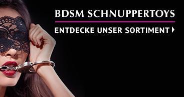 BDSM Schnuppertoys