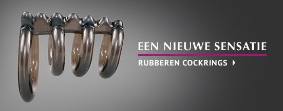Rubberen cockrings