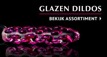 Glazen Dildo's
