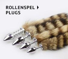 Staart & rollenspel plugs